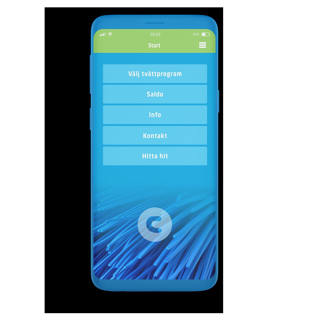 Carwash Nordic App